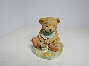 Cherished Teddies Benji Life Is Sweet Enjoy