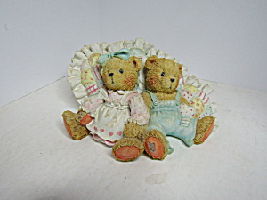 Cherished Teddies Michelle And Michael Friendship
