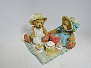 Cherished Teddies Freda And Tina Our Friendship