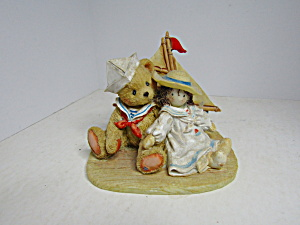 Cherished Teddies Zachary Yesterday's Memories