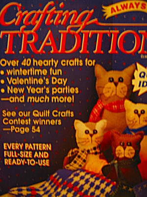 Crafting Traditions Jan/feb 1999