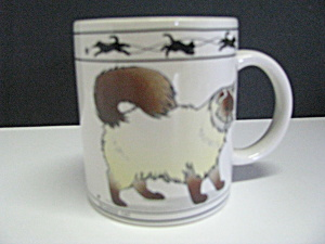 Collecible Himalayan Cat Coffee Cup