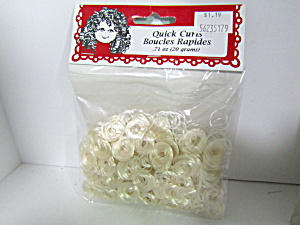 Vintage Quick Curls Boucles Rapides Blond