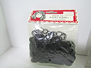 Vintage Quick Curls Boucles Rapides Black