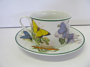 National Wildlife Federation Dinnerware Cup&saucer Set