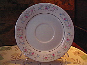 Dynasty China Rapture 6 In. Saucer