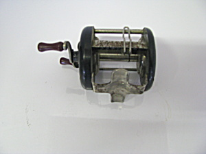 Vintage Metal Fishing Reel