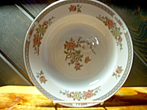 Fairfield Fine China Serenade Soup Bowls
