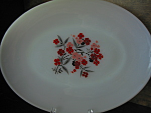 Vintage Fire King Primrose Serving Platter