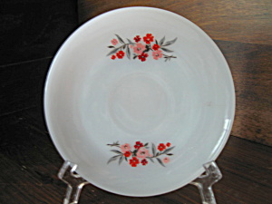 Vintage Fire King Primrose 6in Saucer