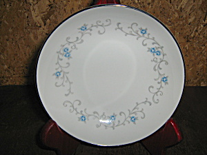 Granada By Rose China Dinner Plate