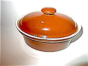 Hall Individual Covered Casserole