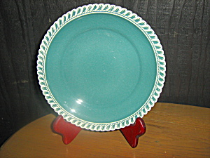 Harkerware Celadon Green Bread & Butter Plate