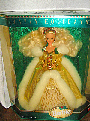 Special Edition 1994 Happy Holiday Barbie