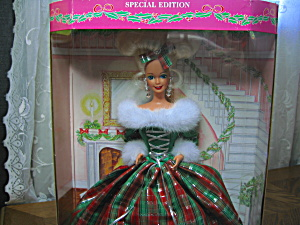 Holiday Special Edition Winter's Eve Barbie