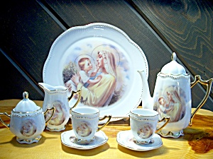 Inspirational Mother And Child Tea Set