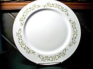 Japan Fine China Bell Flower Bread/salad Plate