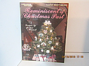 Leisure Arts Reminiscent Of Christmas Past #2207