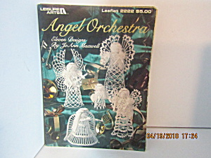 Leisure Arts Crocheted Angel Orchestra #2222