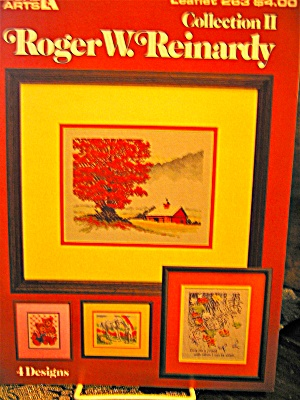 Leisure Arts Roger W. Reinardy Collection Ii #263