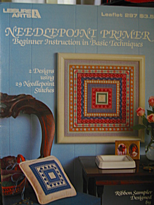 Leisure Arts Needlepoint Primer #297