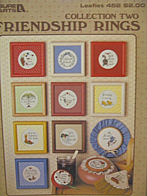 Leisure Arts Friendship Rings #452