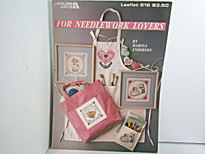 Leisure Arts For Needlework Lovers #616
