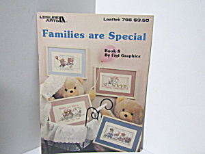 Leisure Arts Families Are Special #796