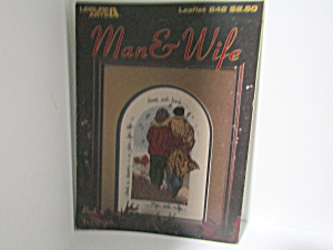 Leisure Arts Man & Wife Book 6 #842
