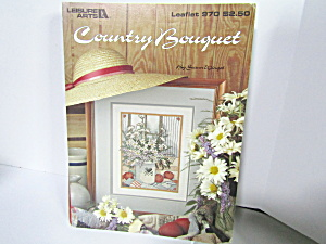 Leisure Arts Country Bouquet #970