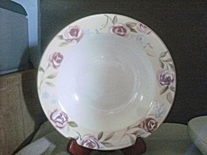 Hampshire Floral Soup Bowl By Laura Ashley Lifesryles