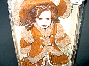 Limited Edition Fine Porcelain Doll Katherine
