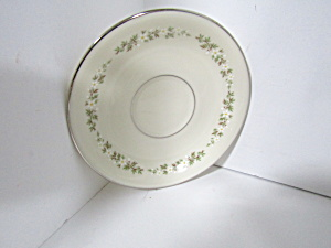Lenox China Brookdale 6 Inch Saucer