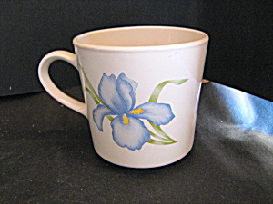 Vintage Corelle Iris Coffee Cup