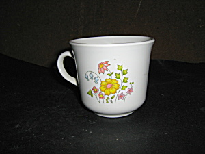 Vintage Corning Corelle Meadow Cup