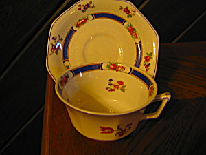 Maddock John And Son Cup And Saucer Set