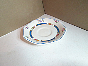 Vintage Royal Vitreous John Maddock And Son Saucer