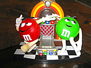 M&m Rock'n Roll Cafe Dispenser
