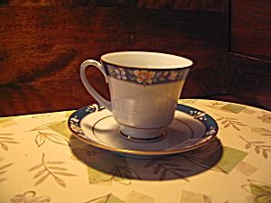 Legendary By Noritake Prescott Cup And Saucer Set