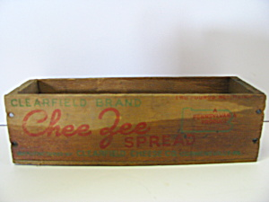 Wood Chee Zee Box
