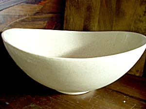 Red Wing Large Speckled Bowl