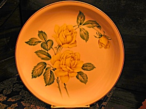 Golden Scepter Dinner Plate