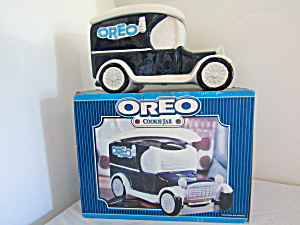 Nabisco Oreo 1912 Delivery Truck Cookie Jar