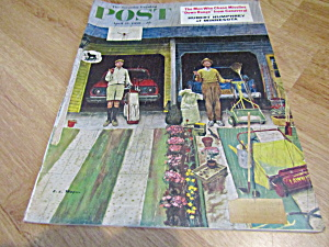 Vintage Magazine Saturday Evening Post April 25,1959