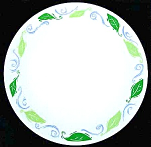 Corelle Spearment Dessert/bread Plates