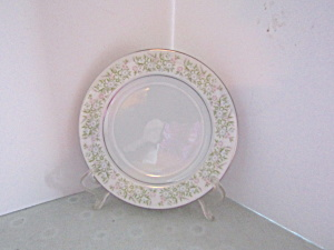 Taihei Regestered Fine China Springtime B&b Plate