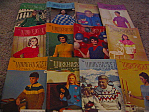 The Workbasket Year 1969 Set In Box