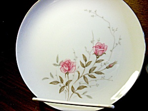 Towne China Roselle Bread And Butter Plate