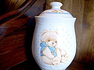 Teinshan Theodore Bear Large Canister