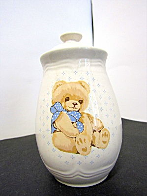 Tienshan Theodore Bear Mini Canister